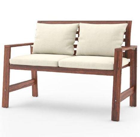 садовая скамья Эпларо Ikea.JPG