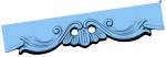 Царга короткая (Скамья мягкая прикроватная коллекция казанова).png