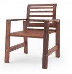 садовое кресло Эпларо1 Ikea.JPG